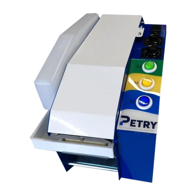 Máquina de Fechar Corrugado Automática